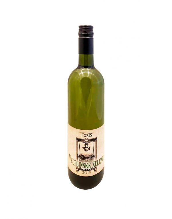 Foriš Vinárstvo Veltlínske Zelené, vinotéka v Slnečniciach, slovenské biele víno, Bratislava Petržalka, Sunny Wines