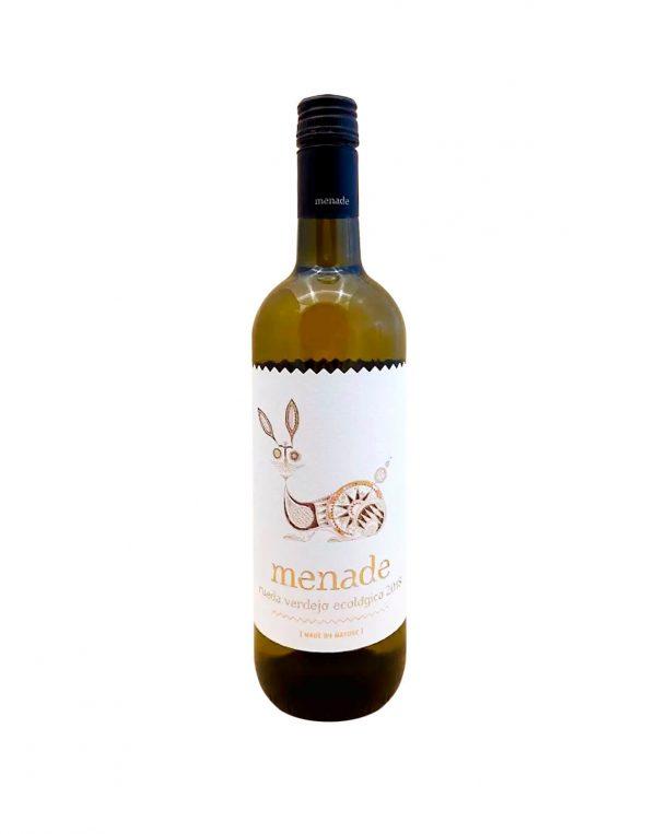 Menade - Rueda Verdejo Ecológico 2018 - Španielsko - Biele víno, vinotéka Sunny wines Slnečnice Bratislava Petržalka, rozvoz vín