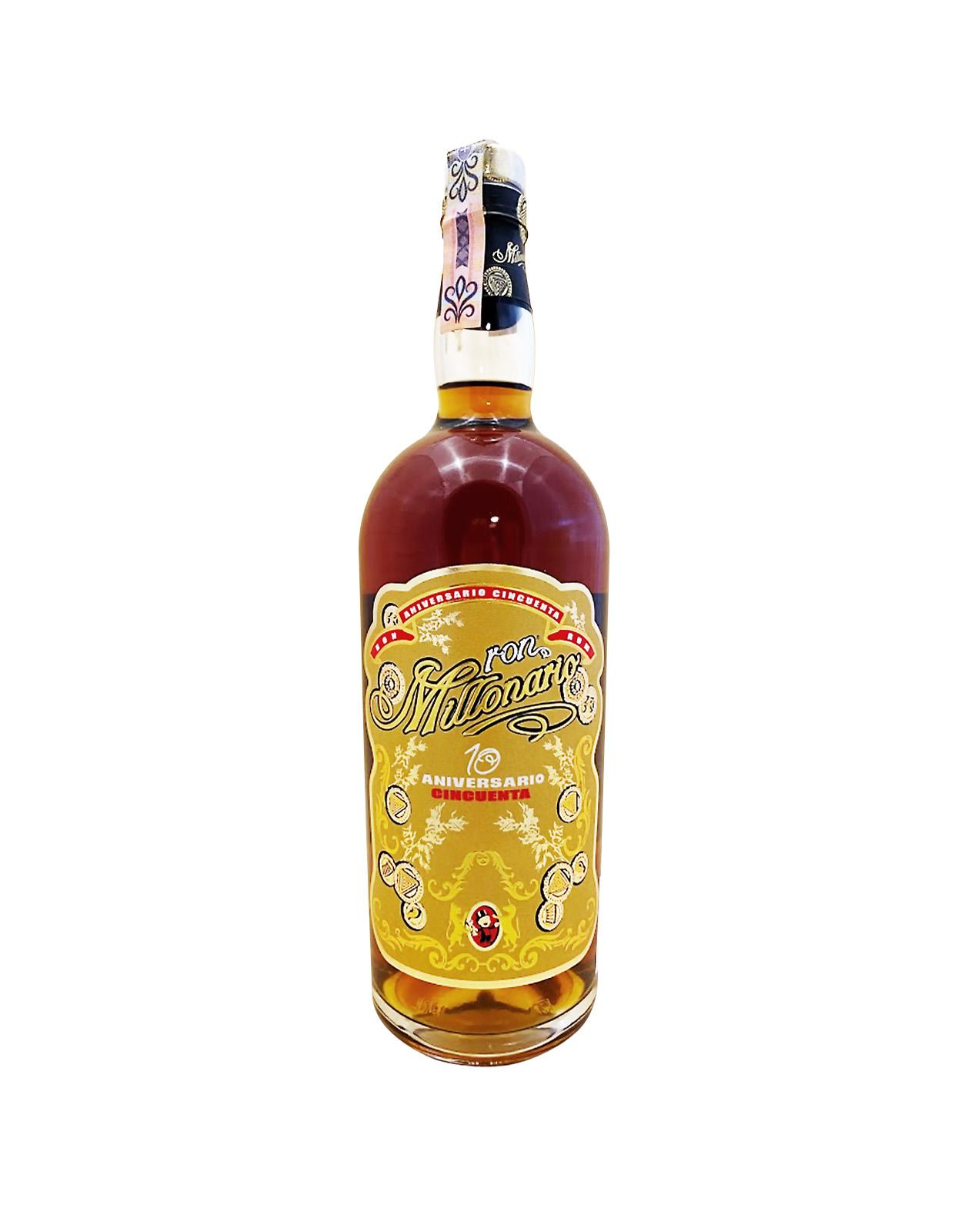 Milionario Ron 10YO Rum, bottle shop Sunny wines, vinotéka Slnečnice Petržalka, rozvoz eshop