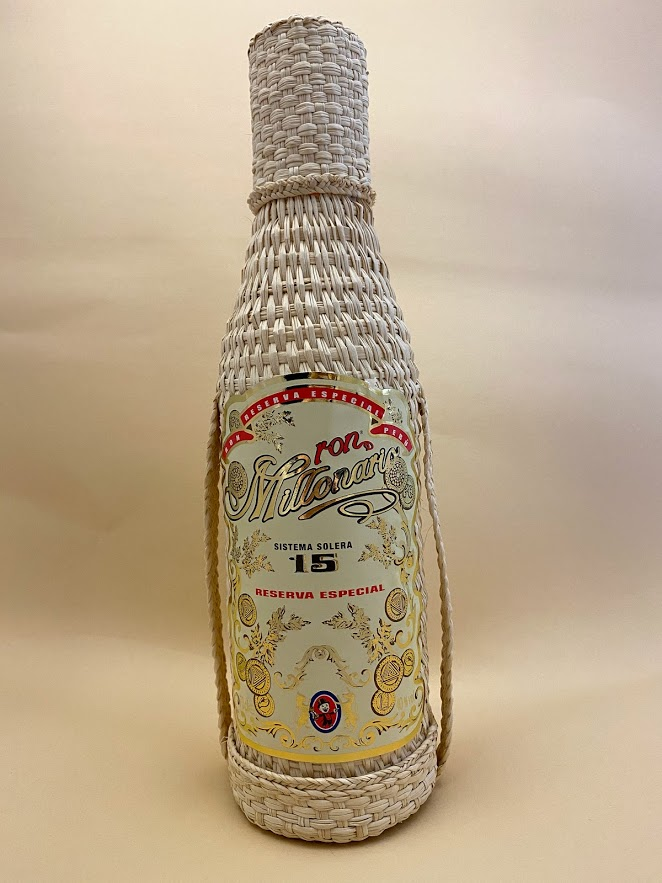 Milionario Ron 15YO Reserva Special Rum, Bottleshop Sunny wines slnecnice mesto, petrzalka, rum, rozvoz alkoholu, eshop