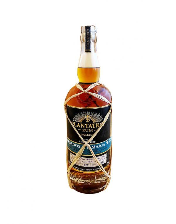 Plantation Ron Barbados And Jamaica 9 YO Rum, bottle shop Sunny wines, vinotéka Slnečnice Petržalka, rozvoz eshop