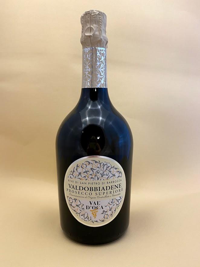 Val D´Oca Prosecco Superiore brut - Bublinky, vinotéka Bratislava Slnecnice, Sunnywines, rozvoz vina, winebar