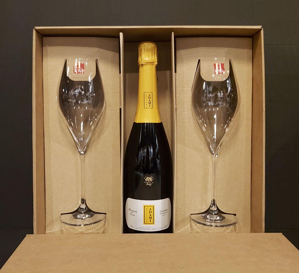 ADRIANO ADAMI Garbél Prosecco Brut, vinotéka bar Sunnywines Bratislava Petržalka, bublinkové víno, darček pre muža ženu, eshop