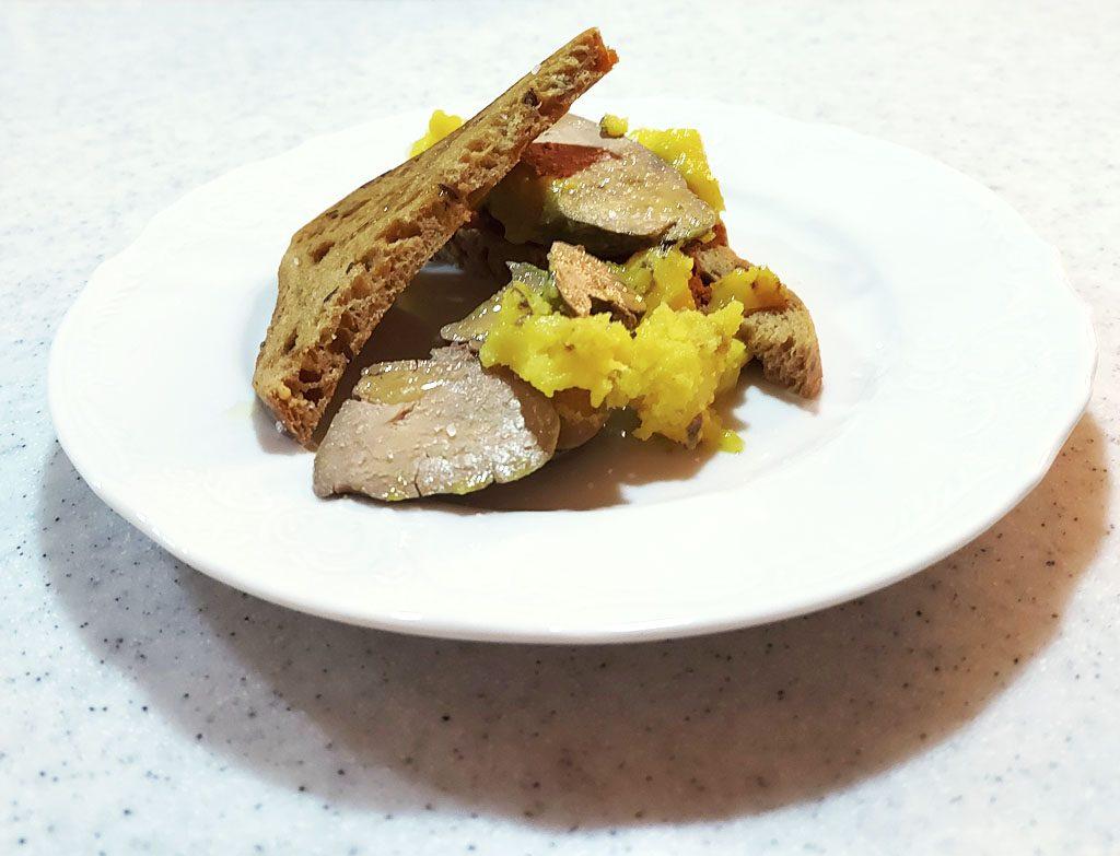 Alsaská foie gras (husacia pečeň), pochúťka aj pre vás od Sunnywines