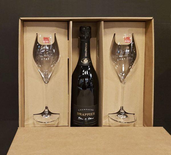 DRAPPIER Blanc De Blancs Champagne Brut, vinotéka bar Sunnywines Bratislava Petržalka, bublinkové víno, darček pre muža ženu, eshop