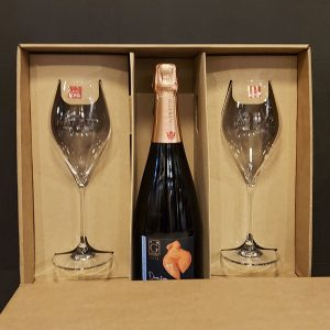HENRI GIRAUD Dame Jane Rosé Champagne, vinotéka bar Sunnywines Bratislava Petržalka, bublinkové víno, darček pre muža ženu, eshop