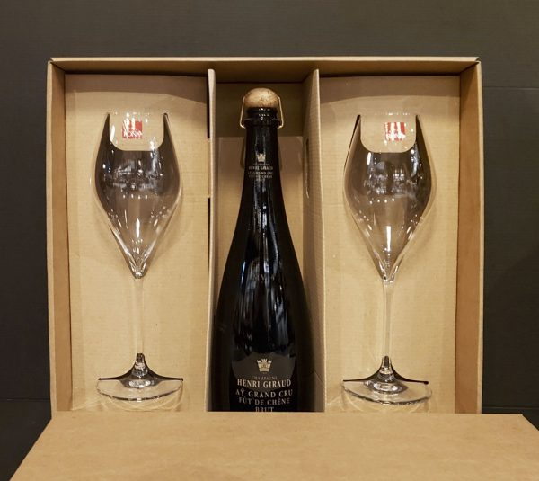 HENRI GIRAUD Fut Chene MV14 Grand Cru Champagne Brut, vinotéka bar Sunnywines Bratislava Petržalka, bublinkové víno, darček pre muža ženu, eshop