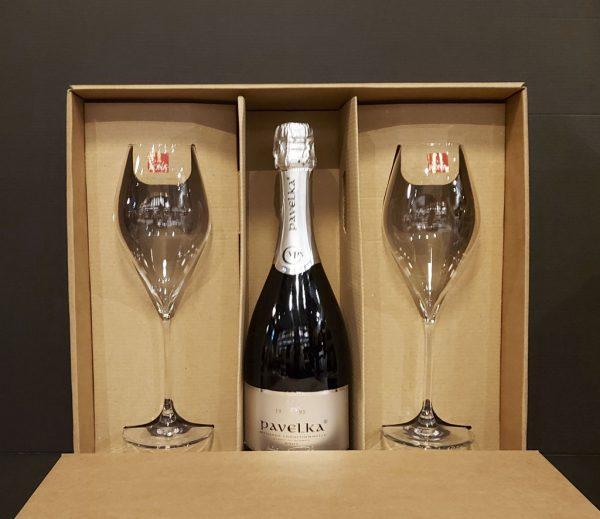 PAVELKA Blanc De Blancs, vinotéka bar Sunnywines Bratislava Petržalka, bublinkové víno, darček pre muža ženu, eshop