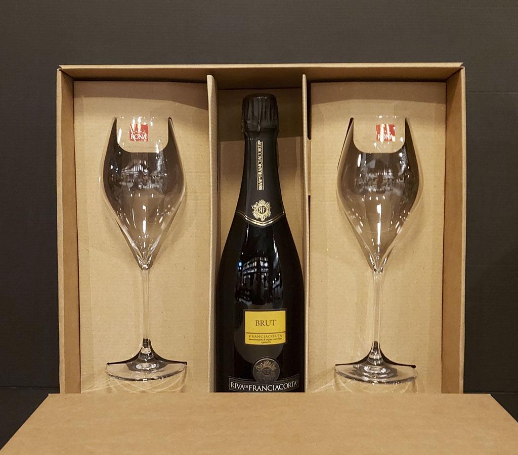 RIVA DI FRANCIACORTA Brut, vinotéka bar Sunnywines Bratislava Petržalka, bublinkové víno, darček pre muža ženu, eshop
