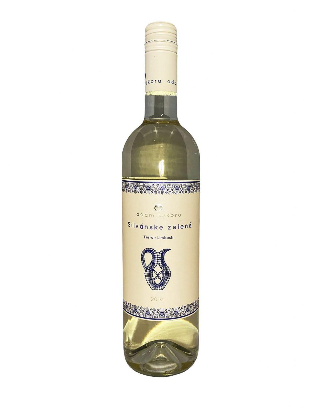 Adam Sykora – Silvánske Zelené, vinotéka v Slnečniciach, Slovenské biele víno, Bratislava Petržalka, Sunny Wines