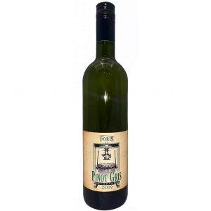 Foriš Pinot Gris, vinotéka v Slnečniciach, Slovenské biele víno, Bratislava Petržalka, Sunny Wines