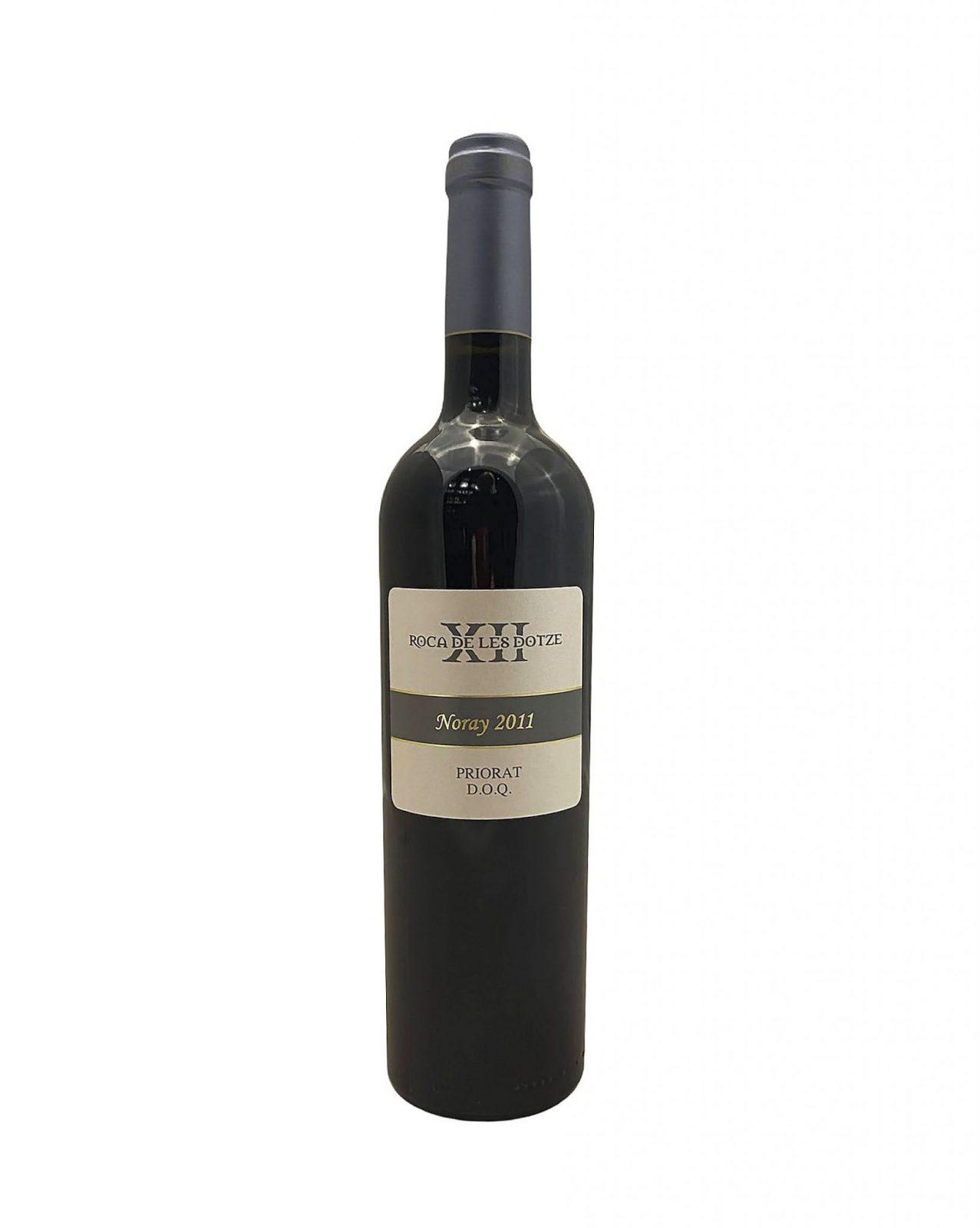 ROCA DE LES DOTZE – Noray 2011, Červené víno, vinotéka Sunny wines, slnecnice mesto Bratislava, rozvoz vina, francúzske víno
