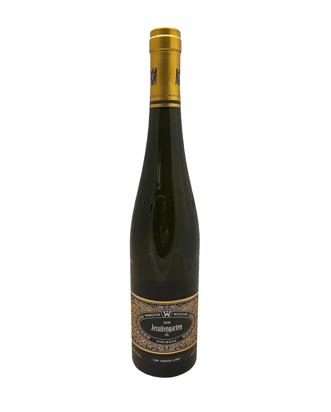 Rheingau Jesuitengarten, vinotéka Bratislava Sunny wines, slnecnice mesto, rozvoz vina, nemecke biele vino