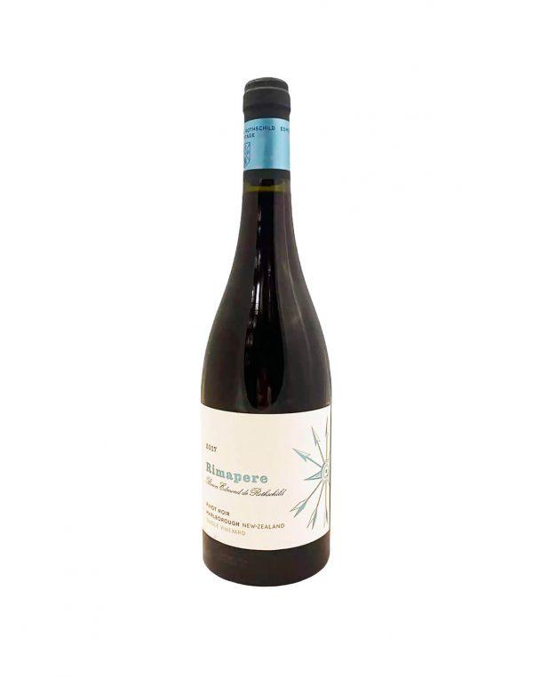 Rimapere Pinot Noir, vinoteka Sunny wines slnecnice mesto, Bratislava petrzalka, vino červene z Nového Zélandu