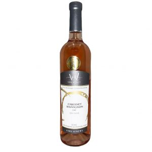Vins Winery Cabernet Sauvivgnon Rosé, vinotéka v Slnečniciach, slovenské ružové víno, Bratislava Petržalka, Sunny Wines