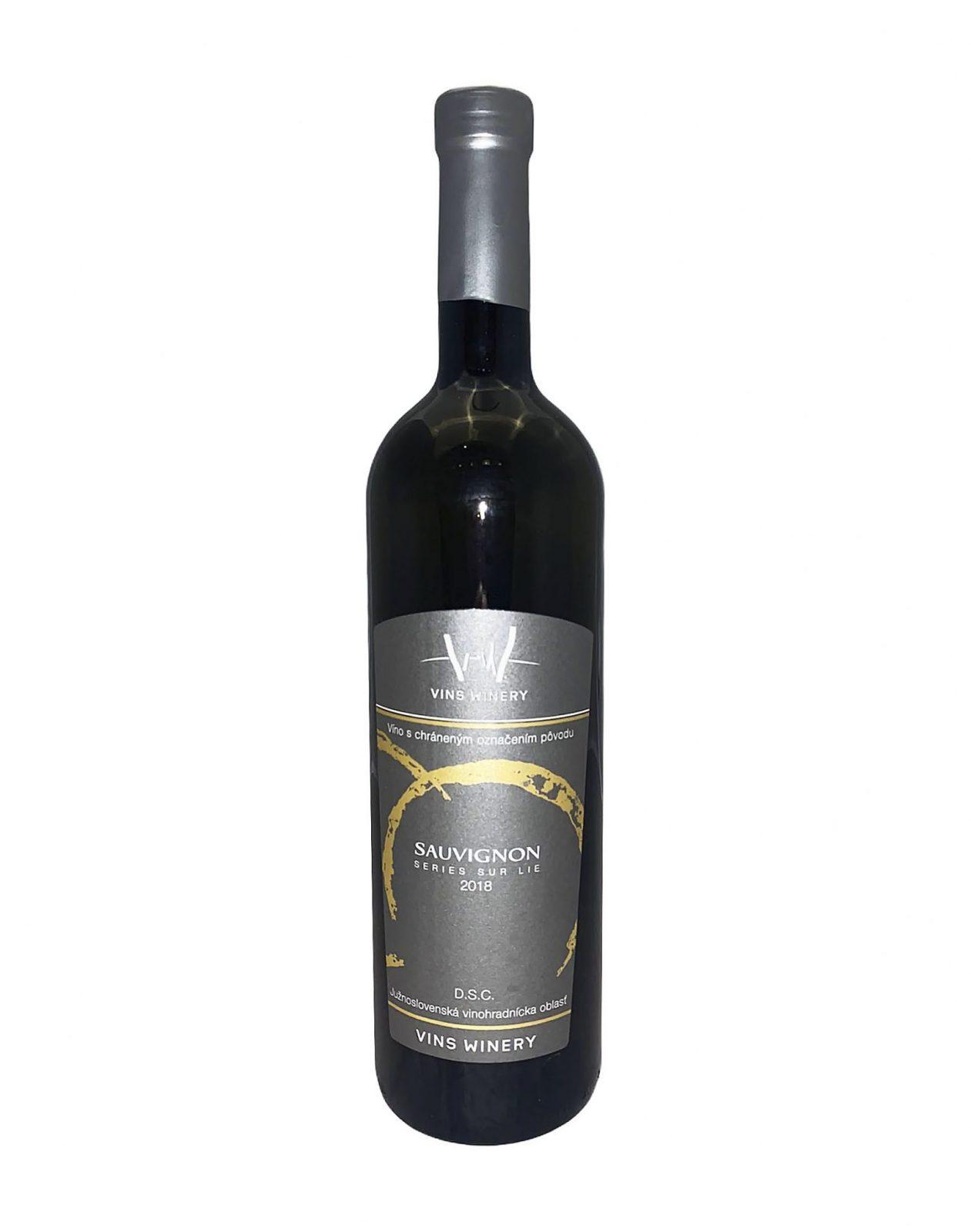 Vins Winery Sauvignon, vinotéka v Slnečniciach, Slovenské biele víno, Bratislava Petržalka, Sunny Wines