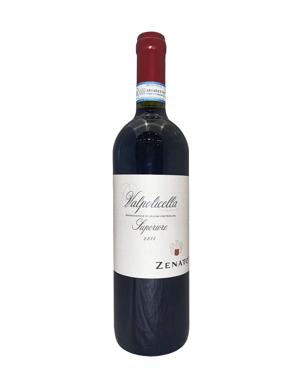 Zenato – Valpolicella Superiore 2014, Taliansko červené víno, vinotéka Sunny wines Slnečnice Bratislava Petržalka, rozvoz vín