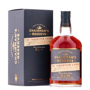 Chairman´s Reserve Forgotten Cascs 0,7L 40% rum, Bottleshop Sunny wines slnecnice mesto, petrzalka, rum, rozvoz alkoholu, eshop