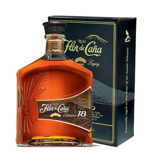 Flor de Cana Centario 18 YO v kartóne 1L 40% rum, Bottleshop Sunny wines slnecnice mesto, petrzalka, rum, rozvoz alkoholu, eshop