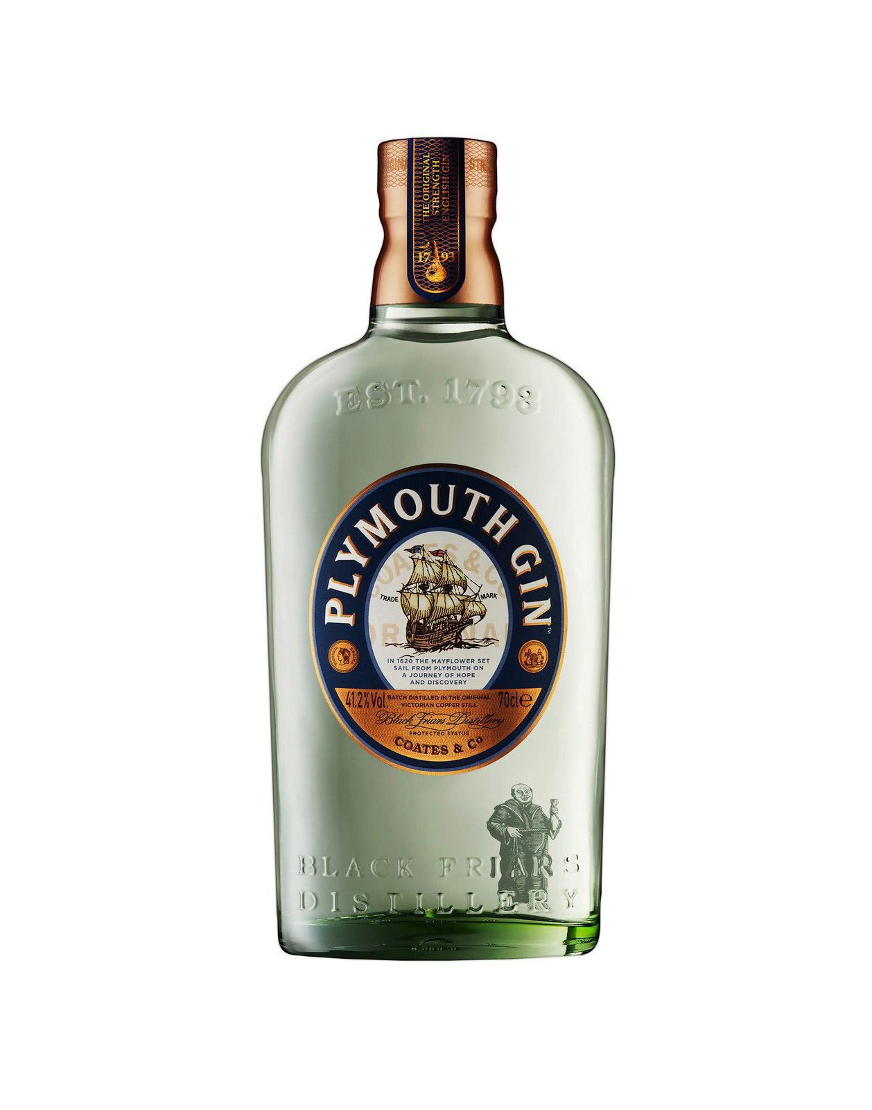 Plymouth Gin 0,7L 41%, Bottleshop Sunny wines slnecnice mesto, petrzalka, Gin, rozvoz alkoholu, eshop, Bratislava Petrzalka Slnecnice