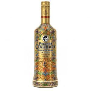 Russian Standard Lyubavin special edition 1L 40% vodka, bottle shop Sunny wines, vinoteka Slnečnice mesto Bratislava Petržalka
