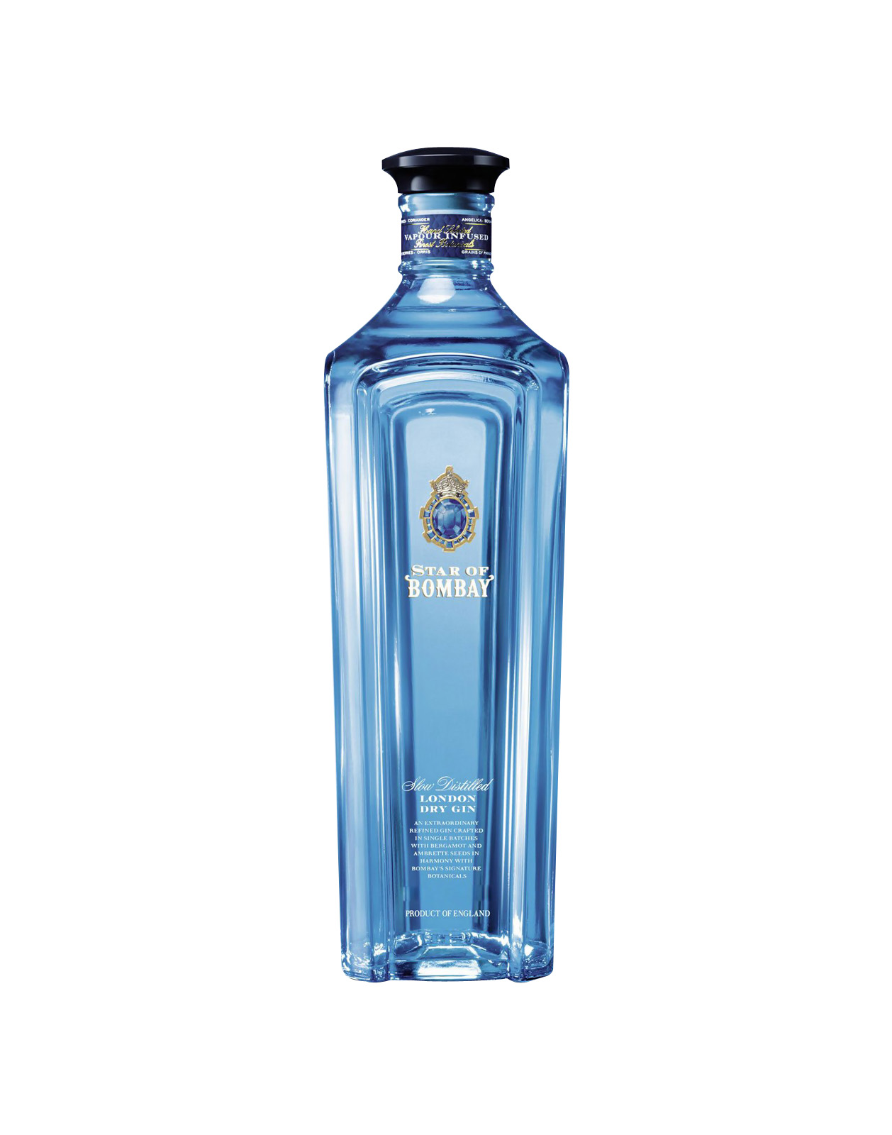 Star of Bombay 0,7L 48% gin, Bottleshop Sunny wines slnecnice mesto, petrzalka Bratislava, Gin, rozvoz alkoholu, eshop
