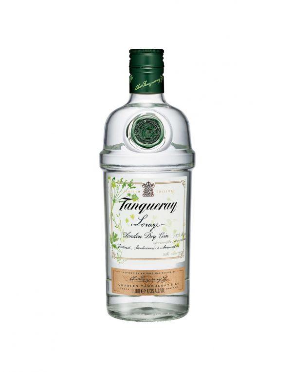 Tanqueray Lovage 1L 47% gin, Bottleshop Sunny wines slnecnice mesto, petrzalka Bratislava, Gin, rozvoz alkoholu, eshop