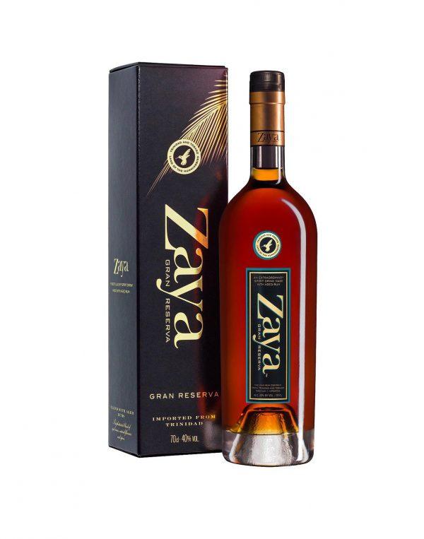 Zaya Gran Reserva 0,7 L 40% rum, Bottleshop Sunny wines slnecnice mesto, petrzalka, rum, rumy, rozvoz alkoholu, eshop