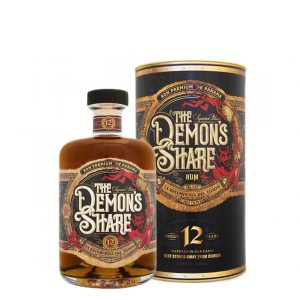 The Demon's Share 12 YO, Bottleshop Sunny wines slnecnice mesto, petrzalka, rum, rozvoz alkoholu, eshop